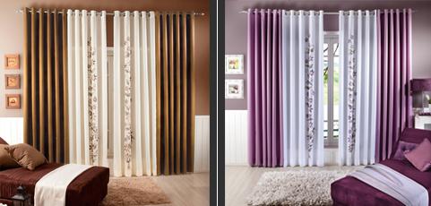Dicas de cortinas para quarto de decoração