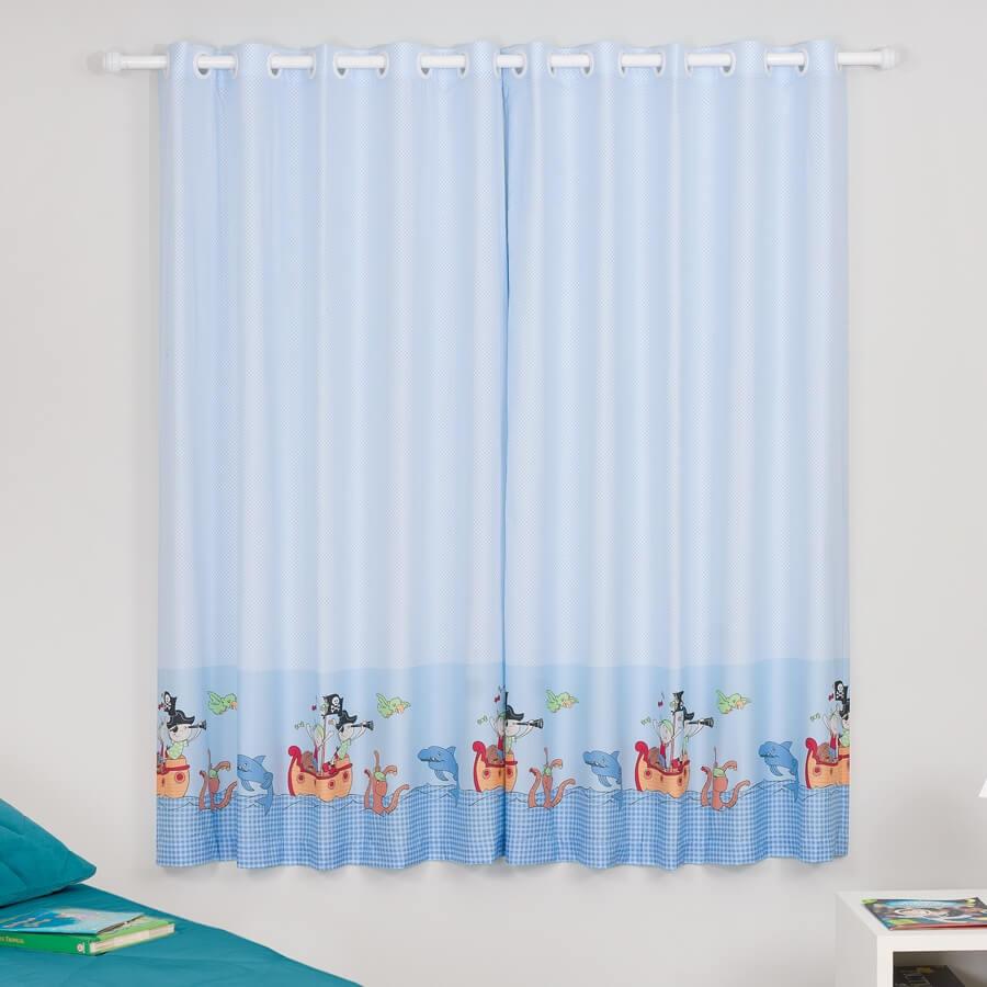 Saiba como fazer a escolha certa da cortina infantil ideal - Cortinas para habitacion infantil ...