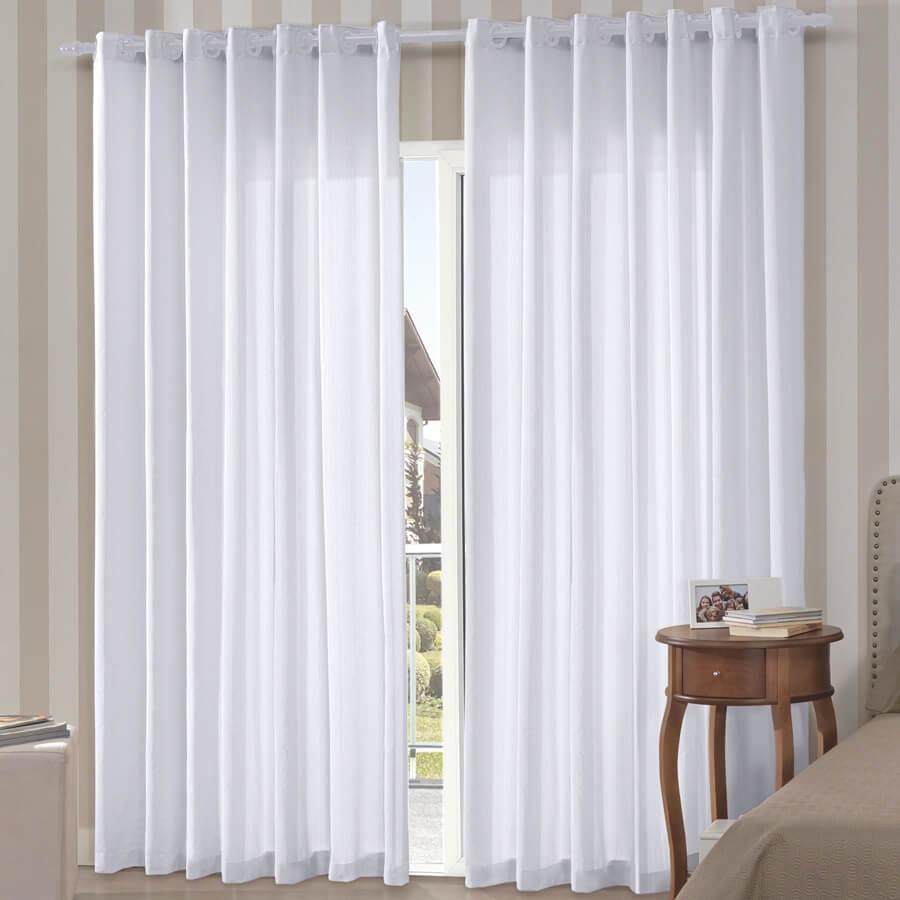 Sugest o de cortinas para sua casa de praia dicas da - Cortinas de casa ...