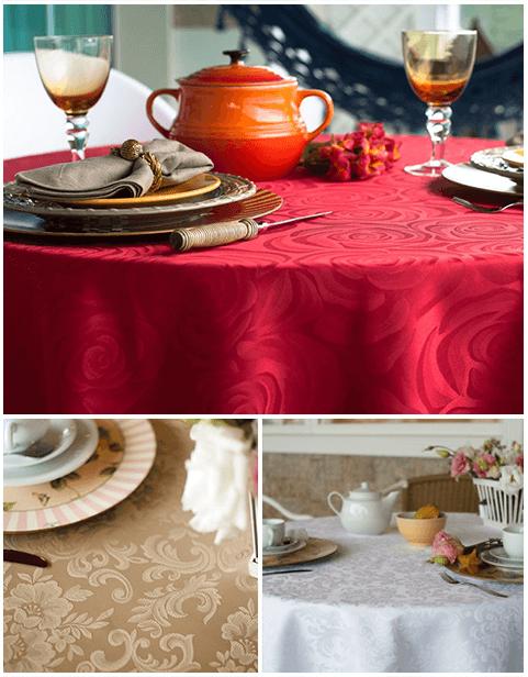 foto post toalha de mesa