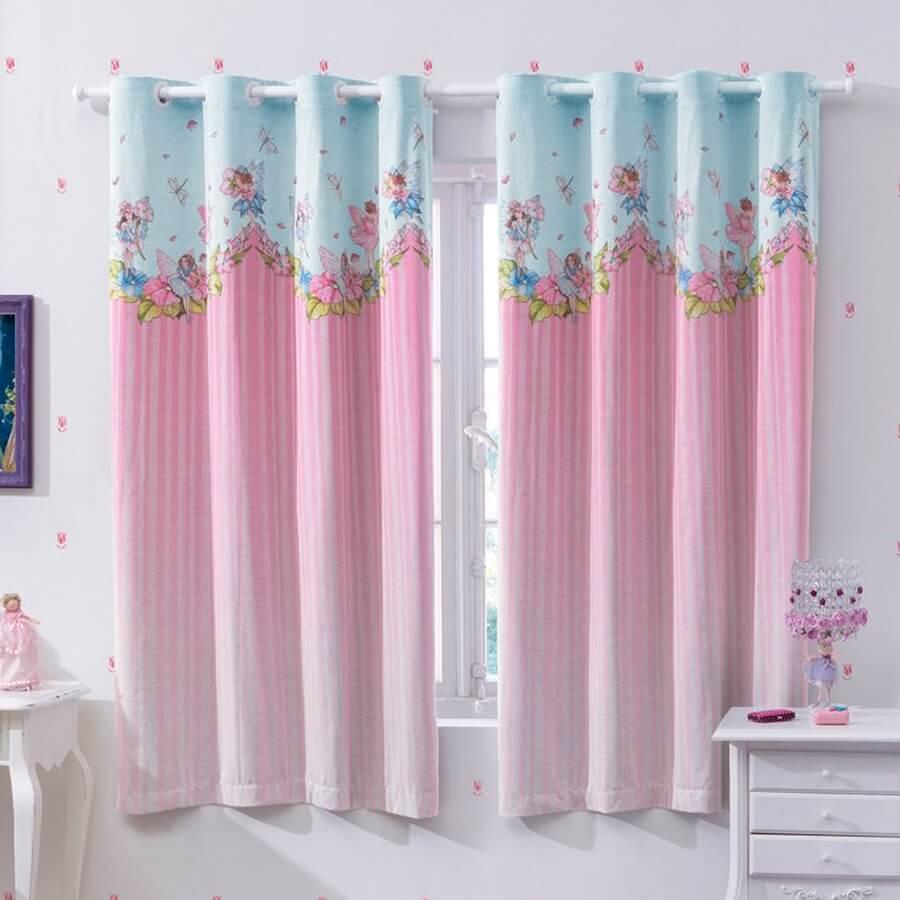 Saiba como fazer a escolha certa da cortina infantil ideal para o quarto de seu beb - Modelos de cortinas infantiles ...