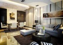 decoração minimalista para sua casa