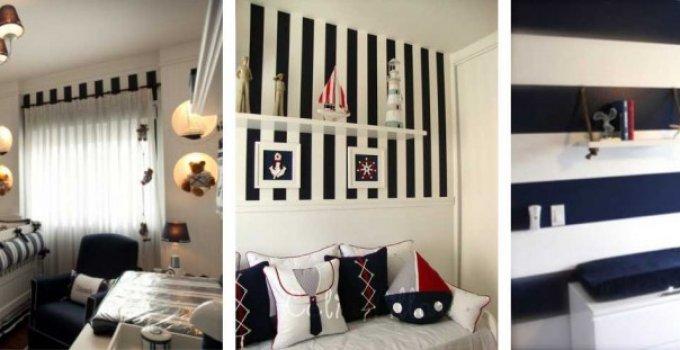 decoração quarto de menino
