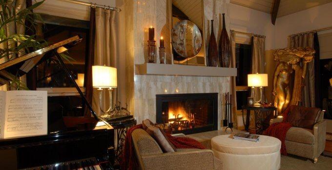como decorar casa para o inverno